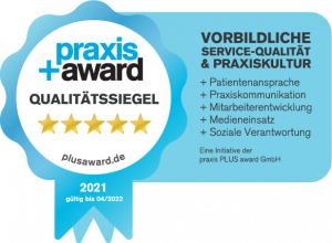 Zahnteam Bremen Praxis Award 2021